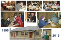 Twenty Three Years of Work - First Soup Kitchen in Zhitomir